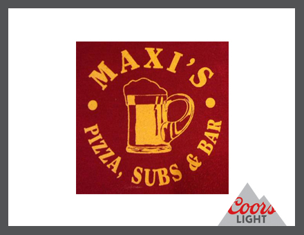 Maxi's Pizza Bar & Grill